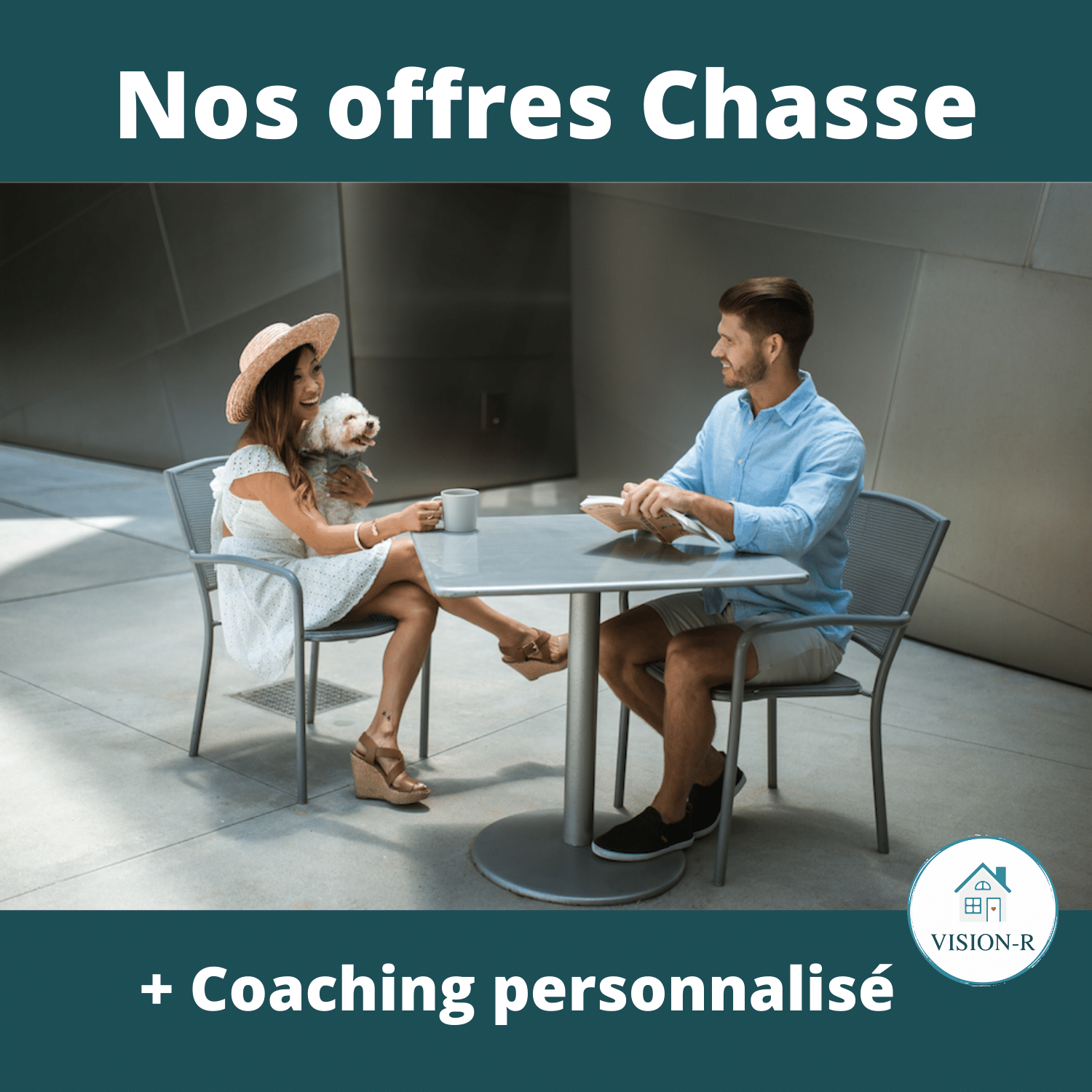 Offre chasse Vision-R immobilier