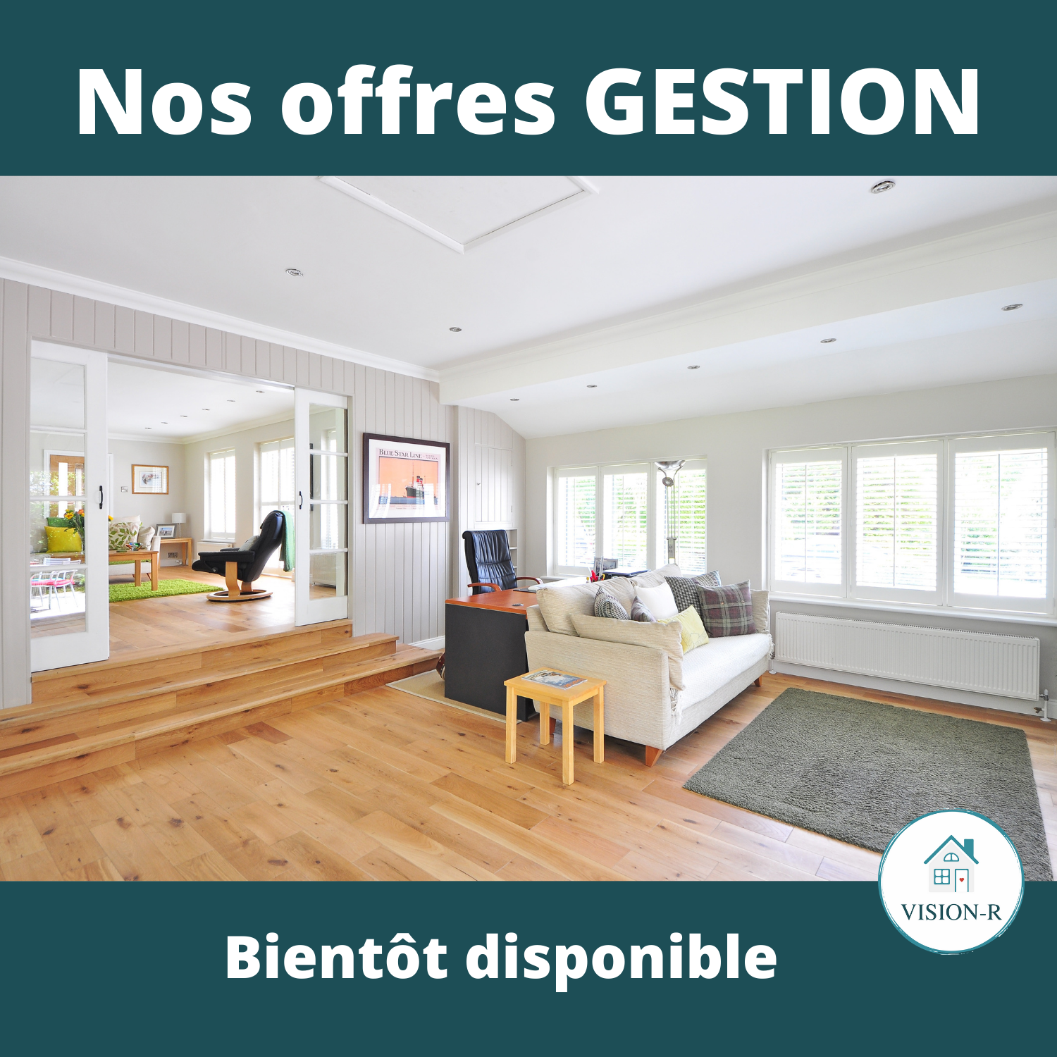 Offre gestion Vision-R immobilier
