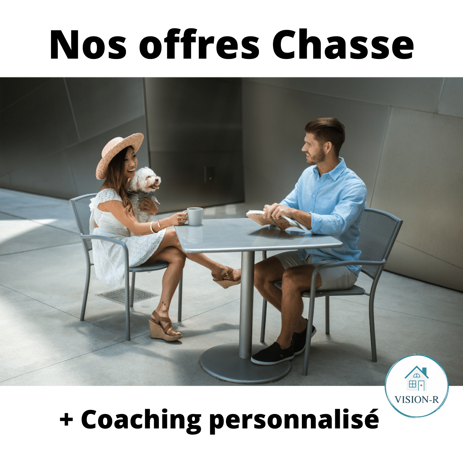 Offres chasse + coaching